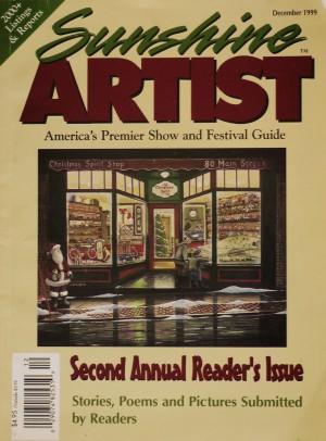 SunshineArtistMagazine1999